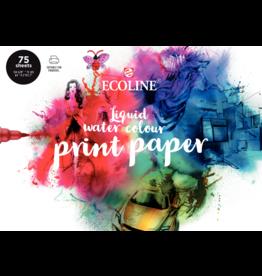 Talens Ecoline print papier