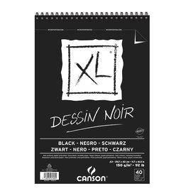 canson Xl album zwart A3