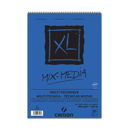 canson Xl album mix media A3