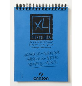 canson Xl album mix media A4