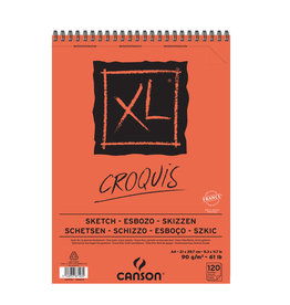 canson Xl album croquis A4