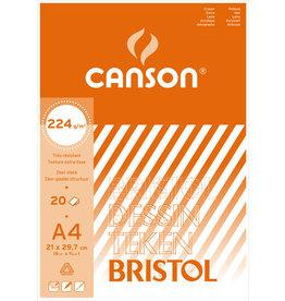canson Bristol A4 224gr
