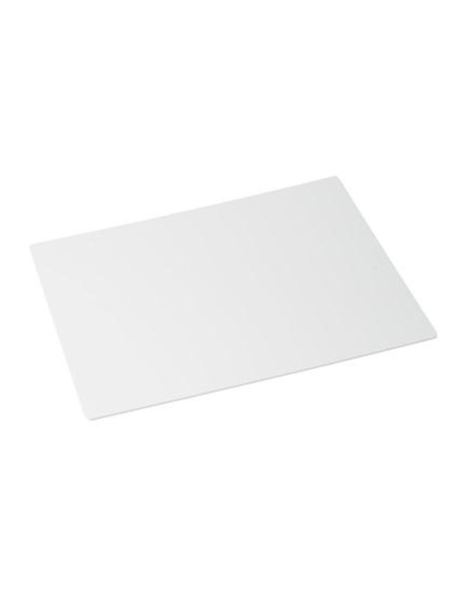Kunststof schilderplank 30x40cm