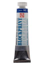 Talens Blockprint donkerblauw 20ml