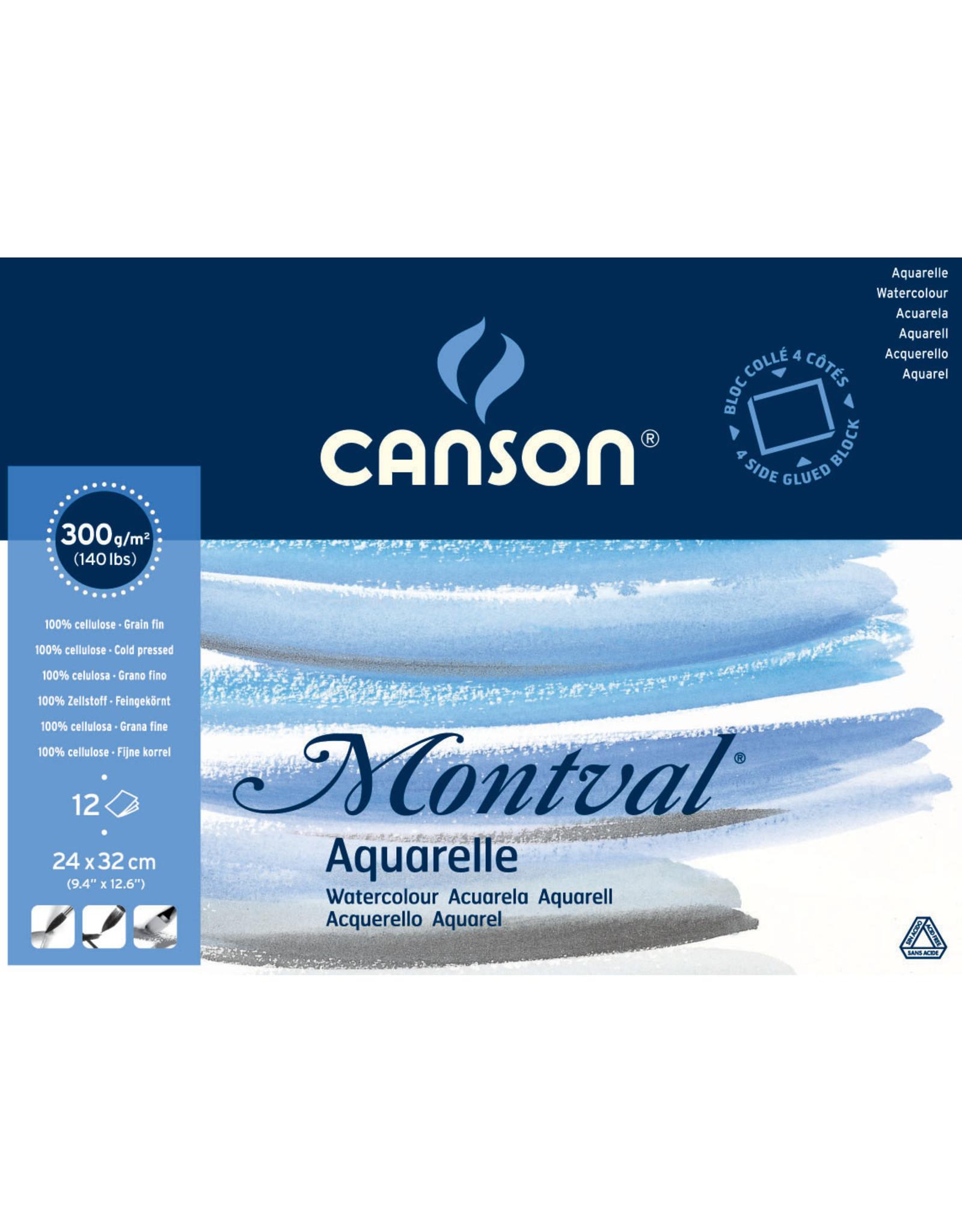 canson Montval blok 24 x 32 cm