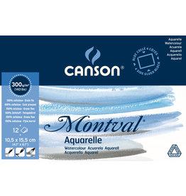canson Montval pad 10,5 x 15,5 cm