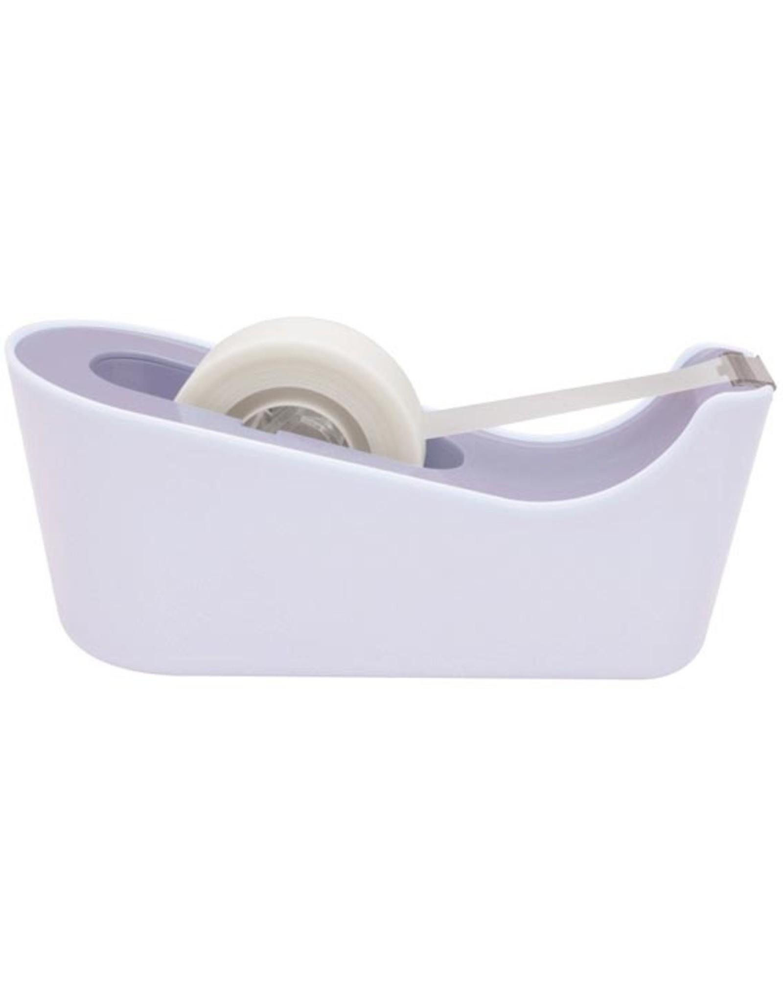 Plakbandafroller lavendel + magic tape