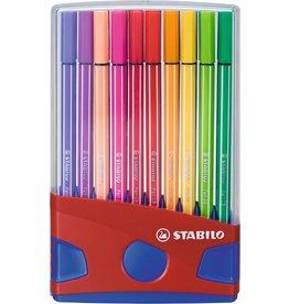 Stabilo Pen 68 set 20