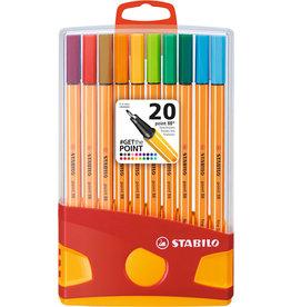 Pen 88 set 20