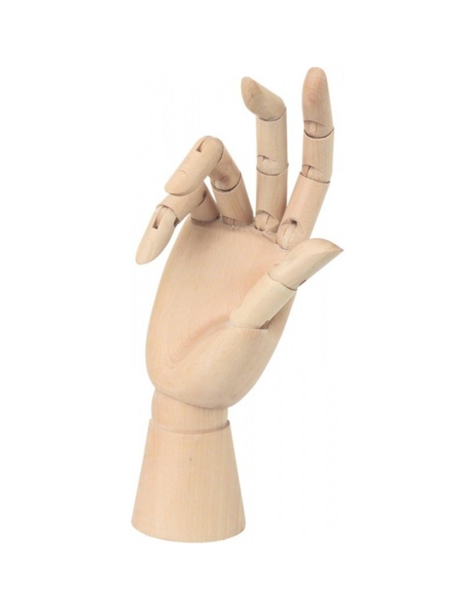 Ami Model hand 30 cm rechts