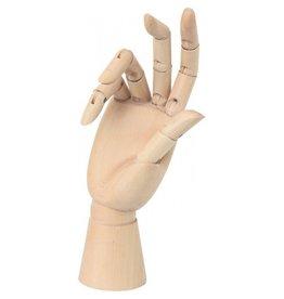Ami Model hand 20 cm rechts