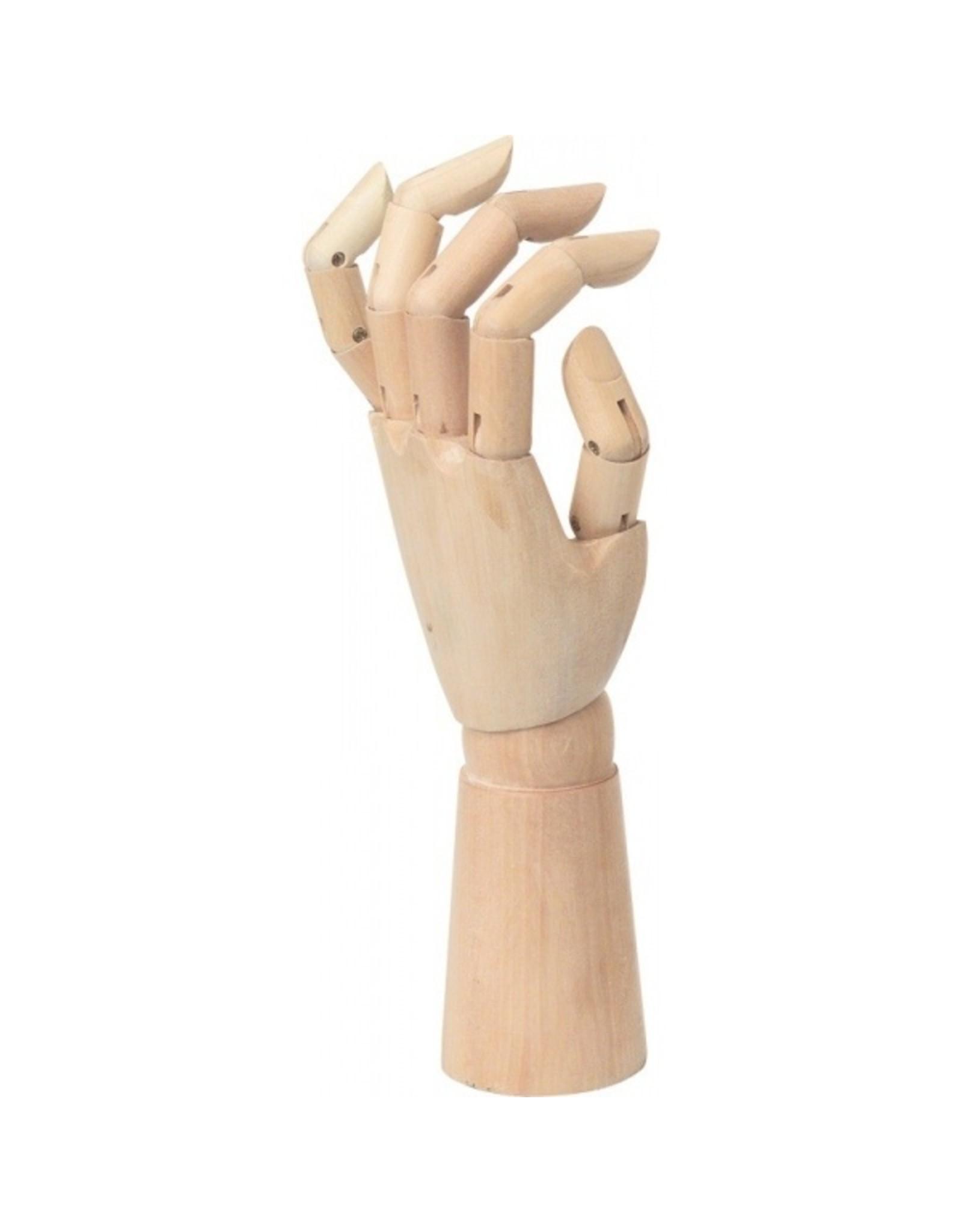 Ami Model hand 20 cm links