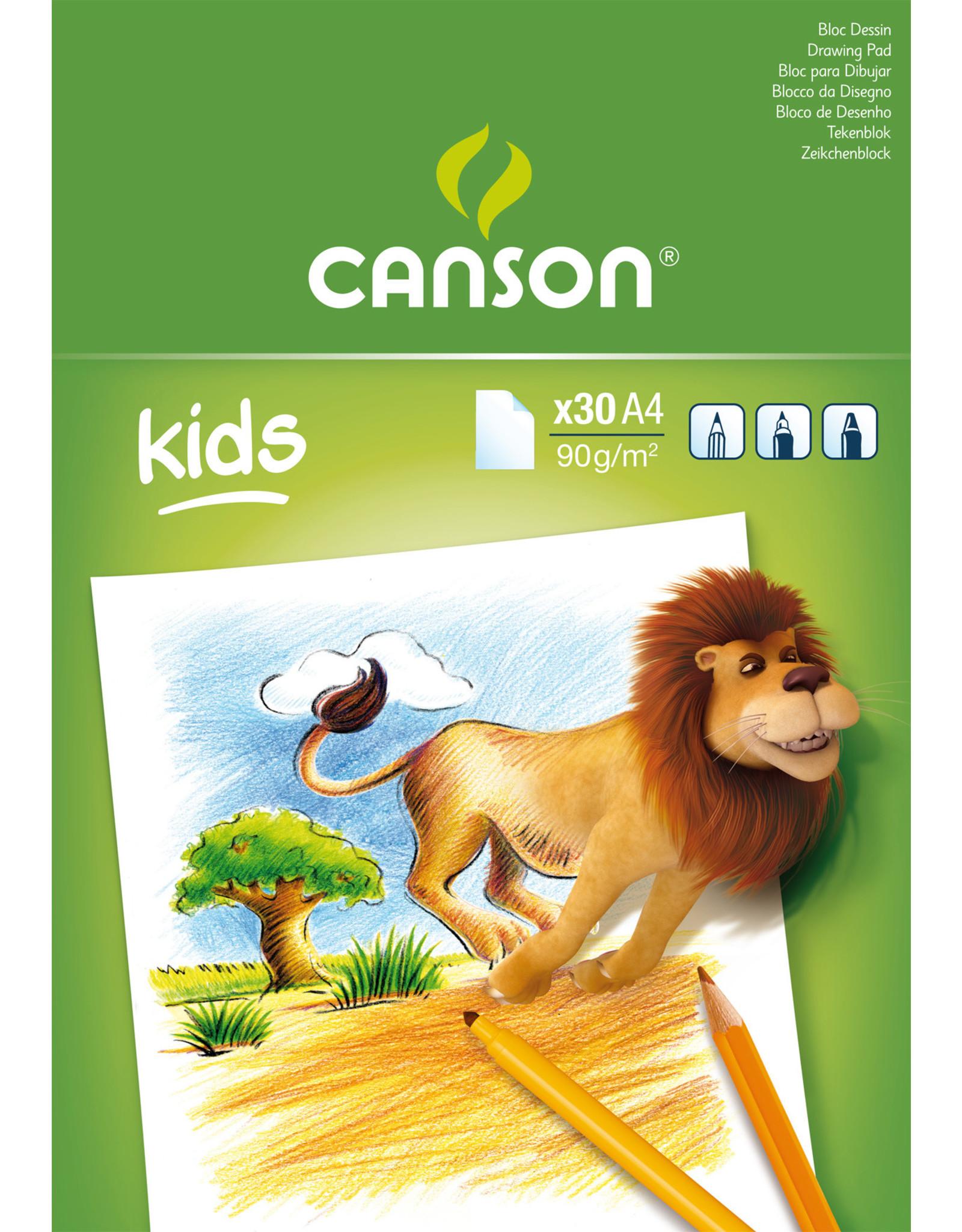 canson Little kids tekenpapier A4