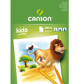 canson Little kids drawing paper A4