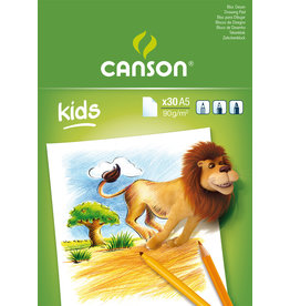 canson Little kids drawing paper A5