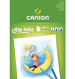 canson Little kids drawing paper A3