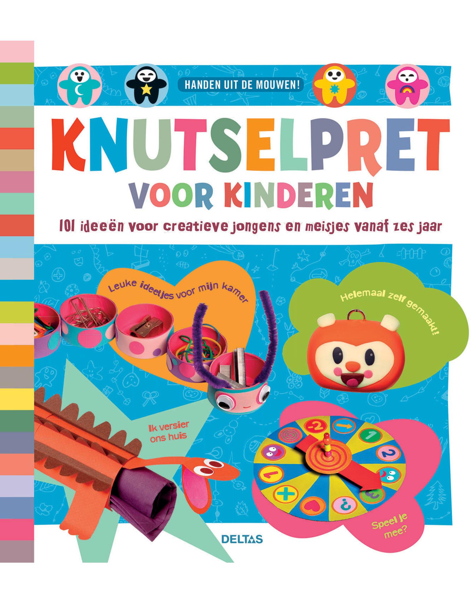 Deltas Knutselpret voor kinderen