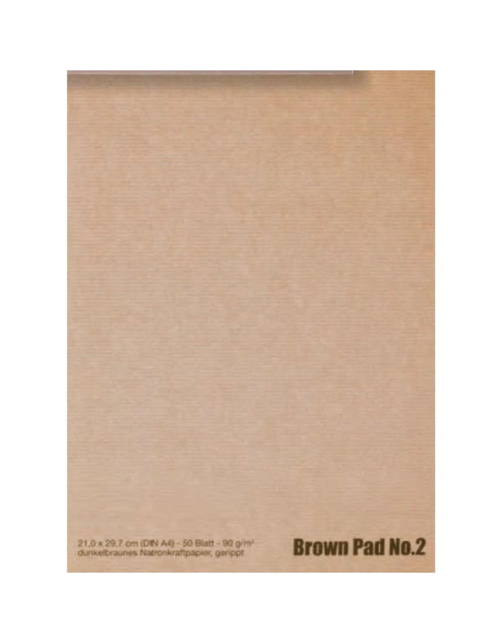 Ami Kraftpapier bruin A4