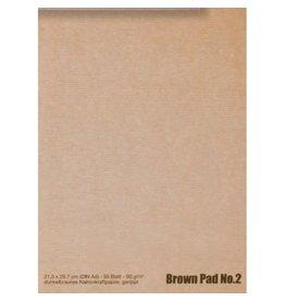 Ami Kraft paper brown A4