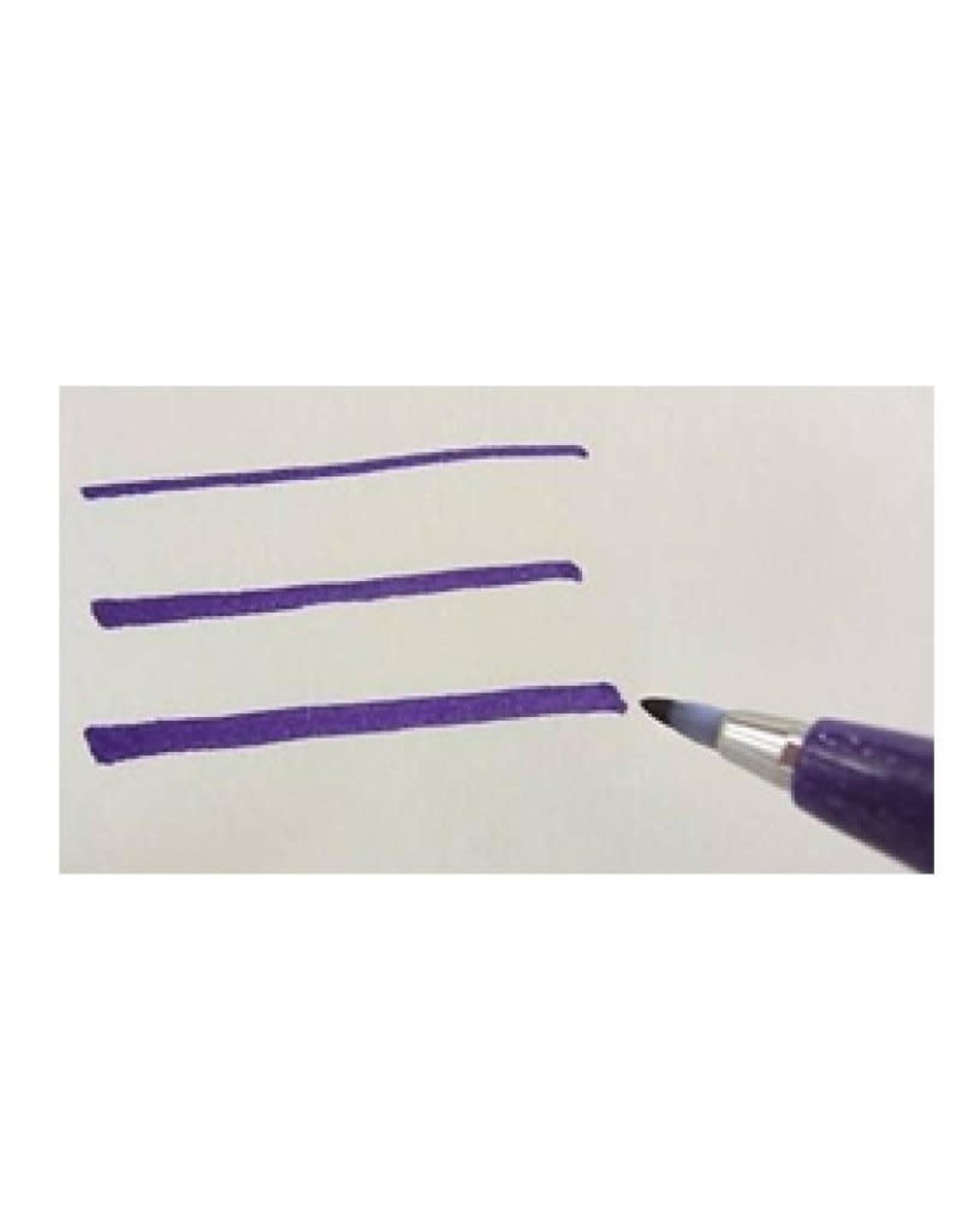Pentel Brush sign pen grijs