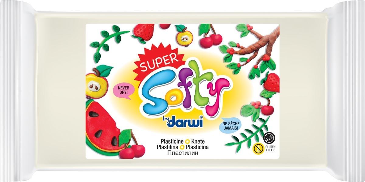 Boetseerpasta Super Softy 500 g, wit