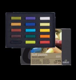 Rembrandt soft pastels 15 halve