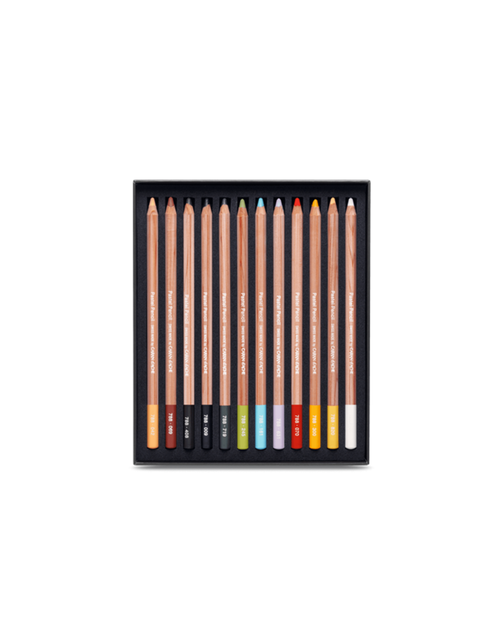 Pastel potloden set 12