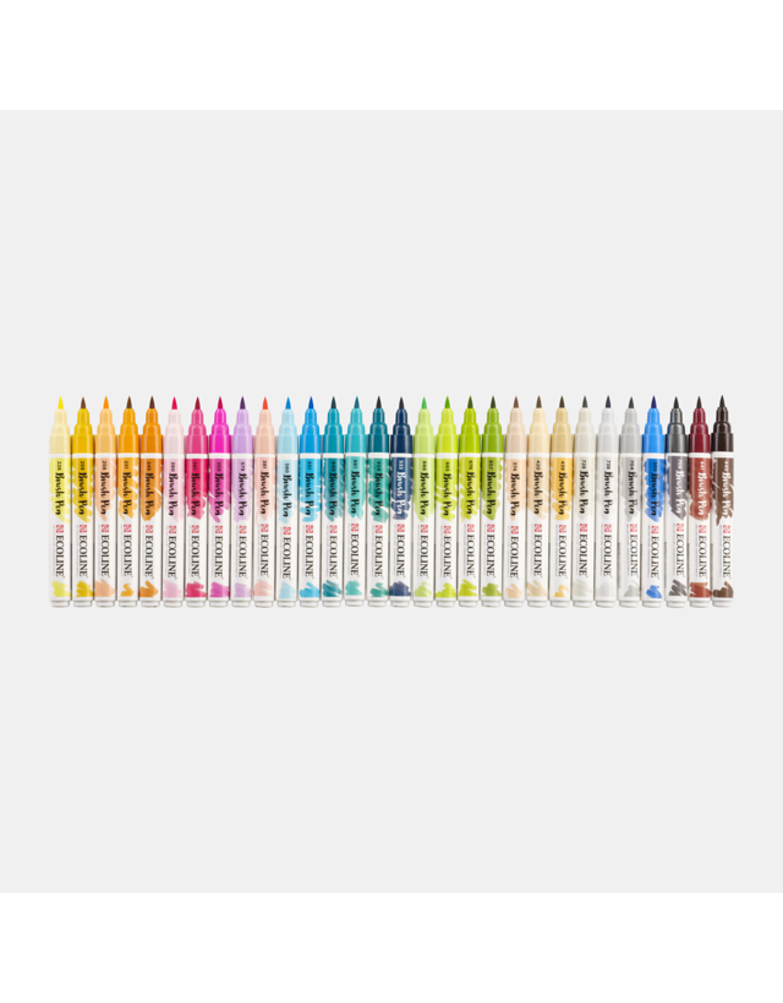 Ecoline brushpen set Additional