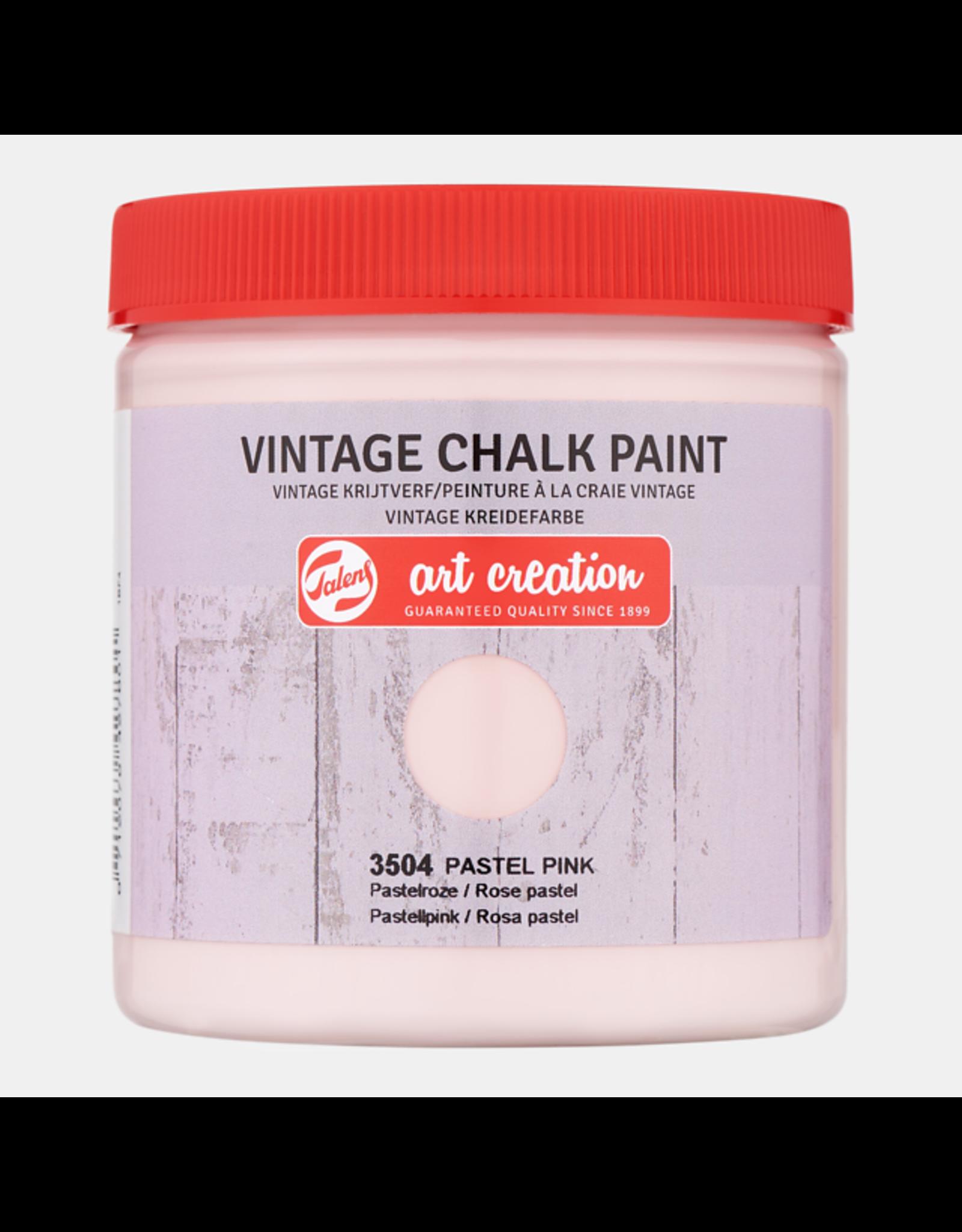 Art creation Pastelroze - Vintage Chalk Paint - 250 ml