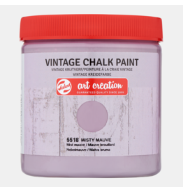 Art creation Mist mauve - Vintage Chalk Paint - 250 ml