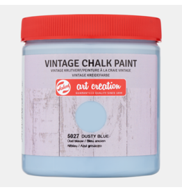 Art creation Oud blauw - Vintage Chalk Paint - 250 ml