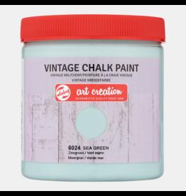 Art creation Zeegroen - Vintage Chalk Paint - 250 ml