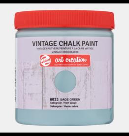 Art creation Saliegroen - Vintage Chalk Paint - 250 ml