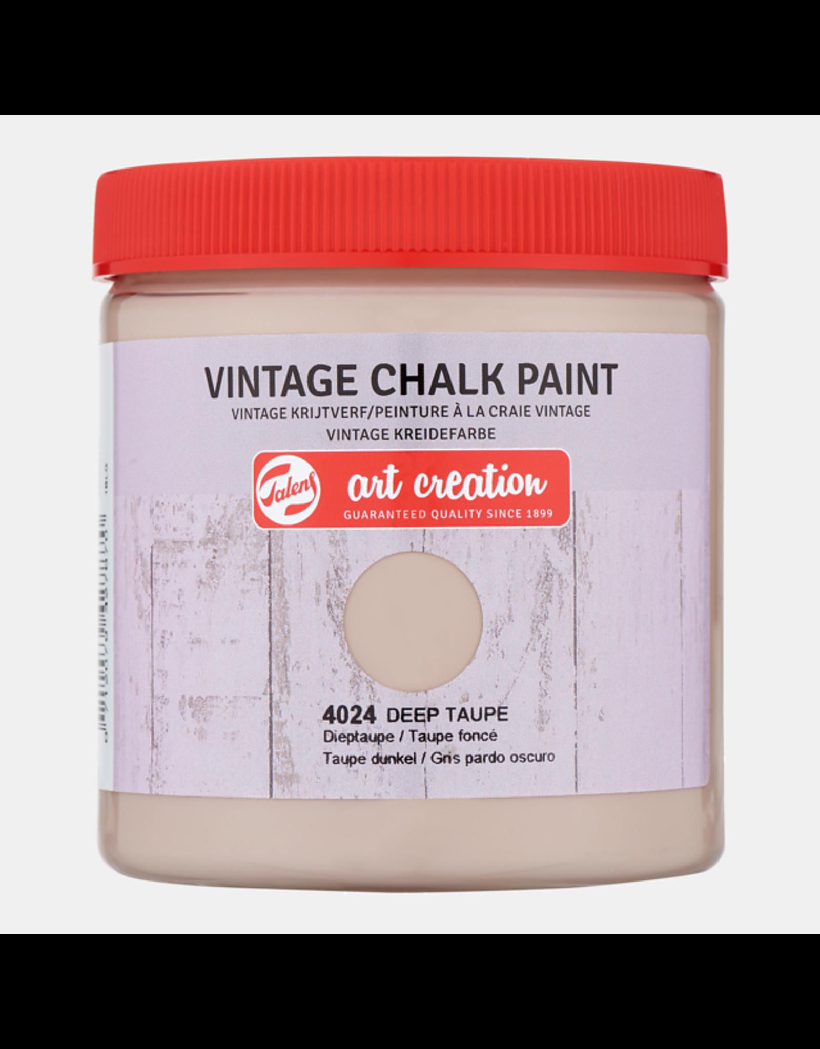 Art creation Dieptaupe - Vintage Chalk Paint - 250 ml