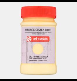 Art creation Zacht vanille - Vintage Chalk Paint - 100 ml