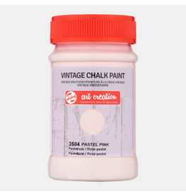 Art creation Pastelroze - Vintage Chalk Paint - 100 ml