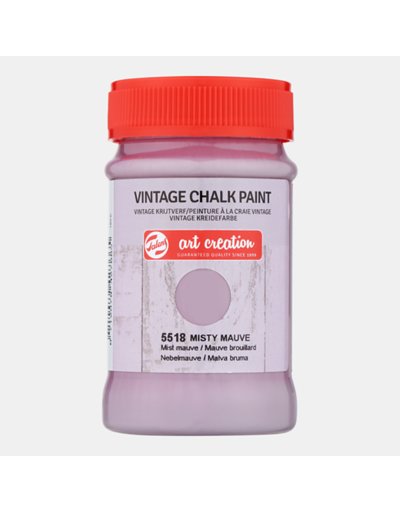 Art creation Mist mauve - Vintage Chalk Paint - 100 ml