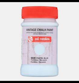 Art creation Pastelblauw - Vintage Chalk Paint - 100 ml