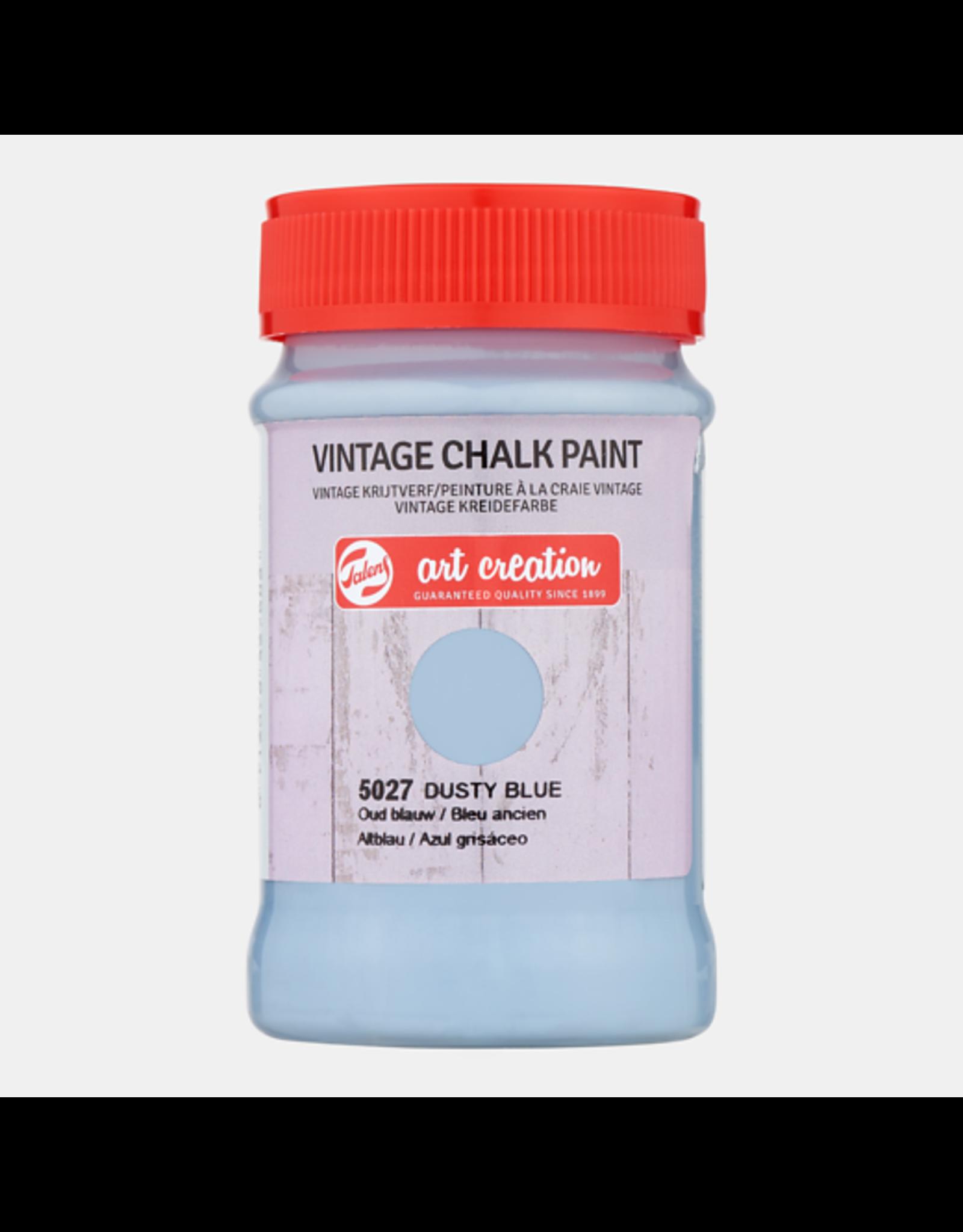 Art creation Oud blauw - Vintage Chalk Paint - 100 ml