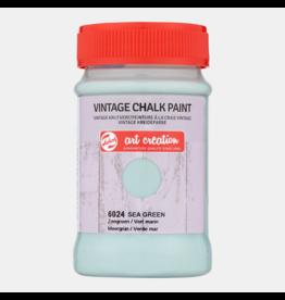 Art creation Zeegroen - Vintage Chalk Paint - 100 ml