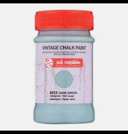 Art creation Saliegroen - Vintage Chalk Paint - 100 ml