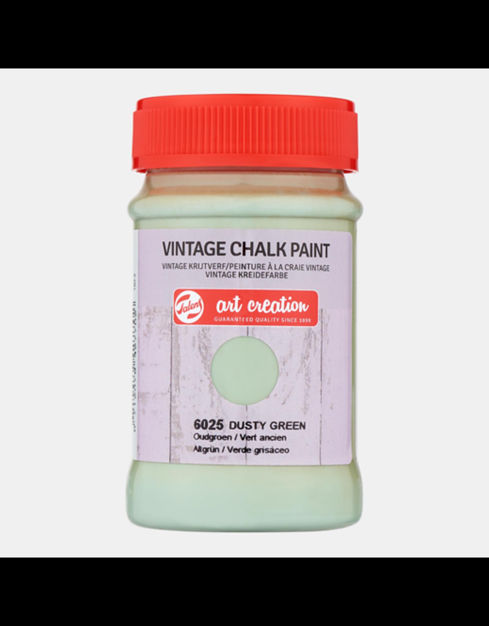 Art creation Oudgroen - Vintage Chalk Paint - 100 ml