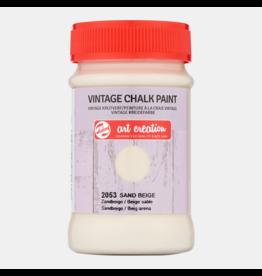 Art creation Zandbeige - Vintage Chalk Paint - 100 ml