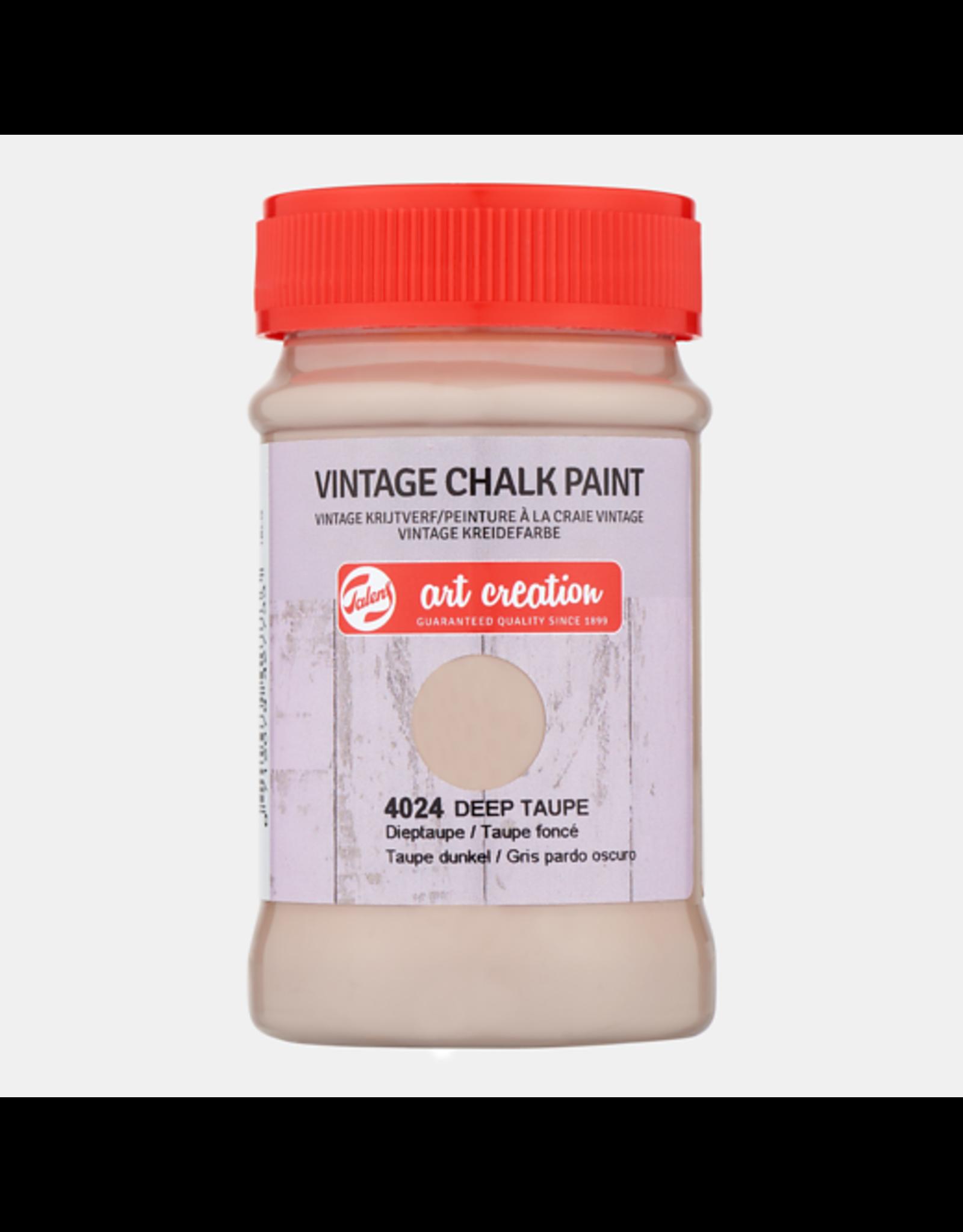 Art creation Dieptaupe - Vintage Chalk Paint - 100 ml
