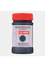Art creation Elegant zwart - Vintage Chalk Paint - 100 ml