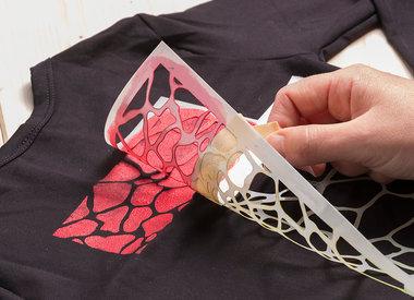 Textiel dekkend