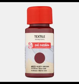 Art creation Roestbruin - Textile - 50 ml