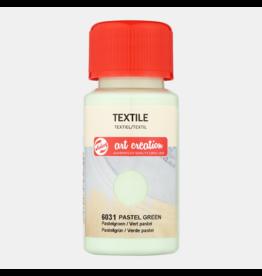 Art creation Pastelgroen - Textile - 50 ml