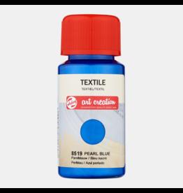 Art creation Parelblauw - Textile - 50 ml