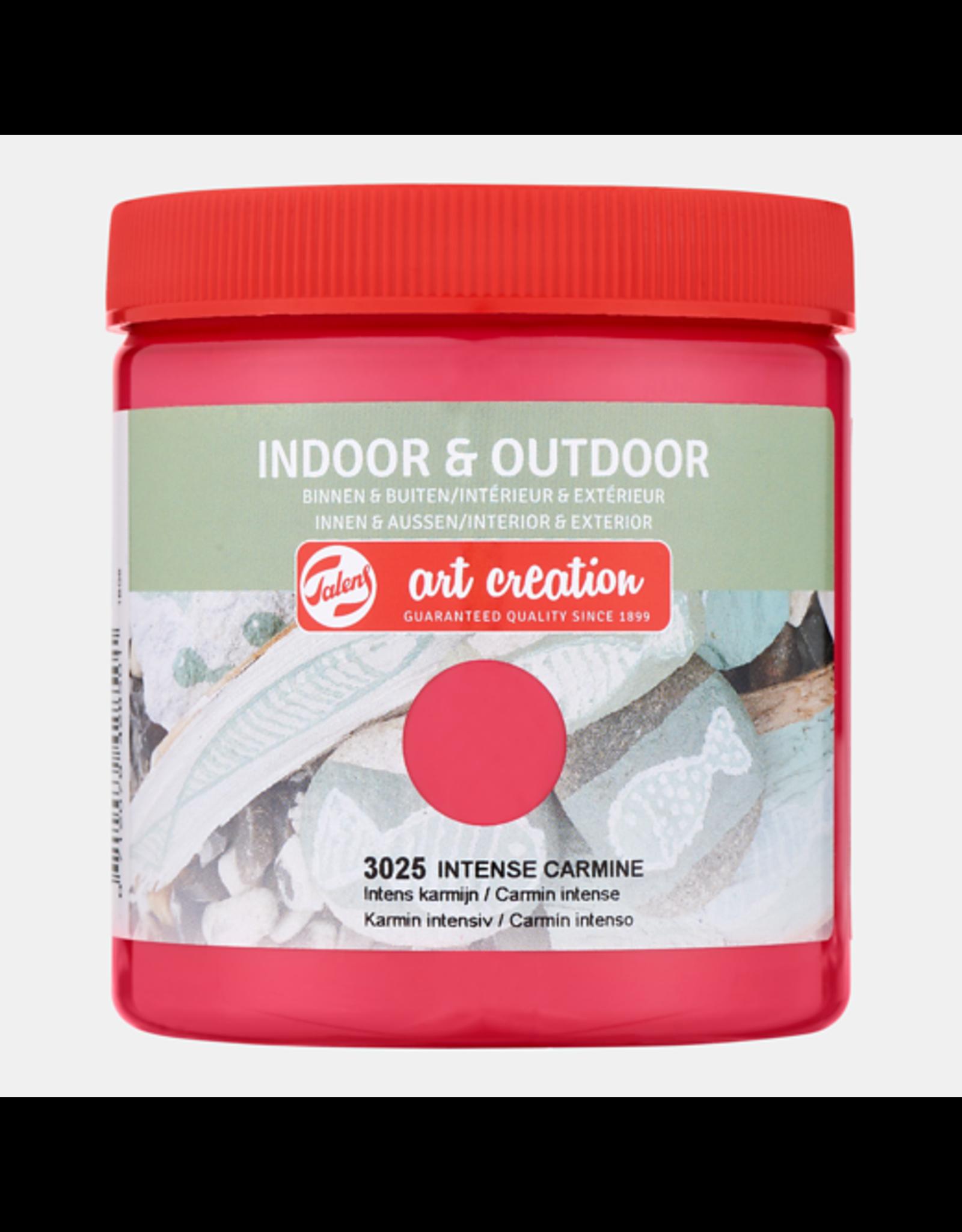 Art creation Intens karmijn - Indoor & Outdoor - 250 ml